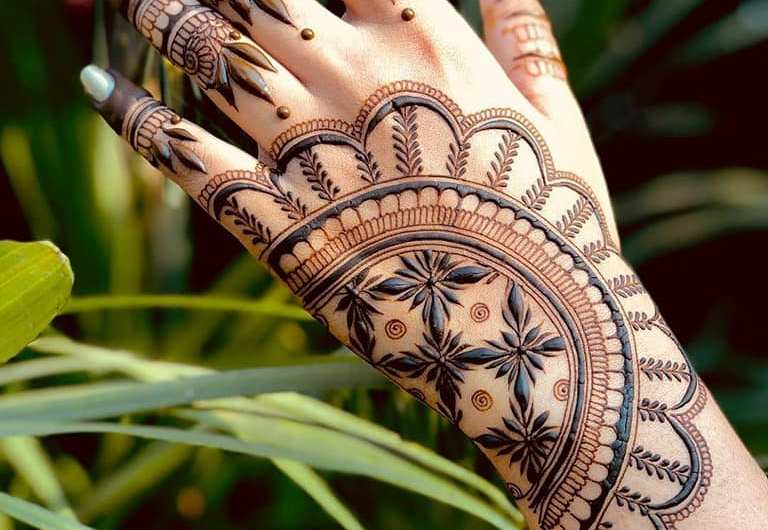 New Style Latest Bridal Mehndi Designs 2020 For Full Hands & Arms