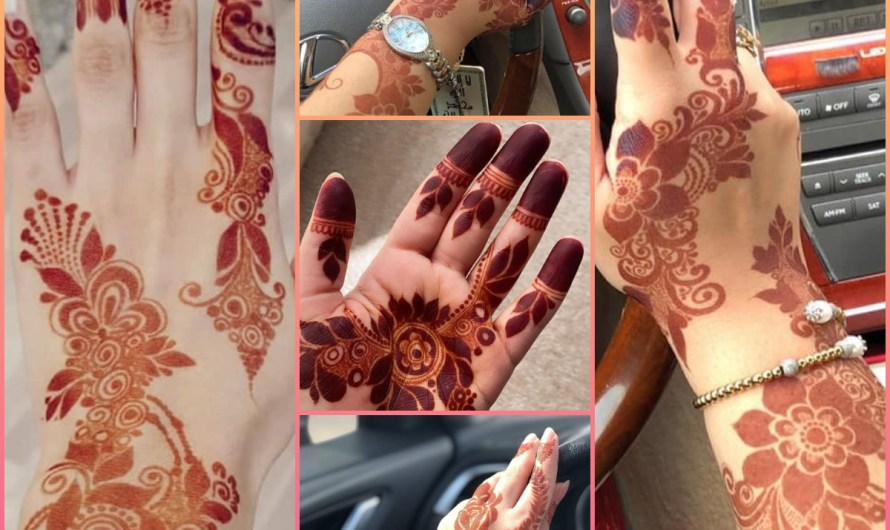 Bridal Arabic Mehndi Designs 2020 Download Latest Images For Full Hands