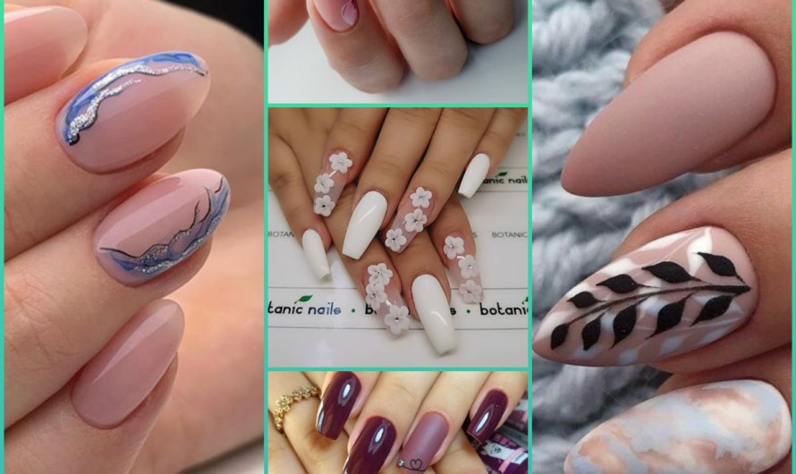 Latest Popular Bridal Nail Designs 2020 Stylish Images For Girls
