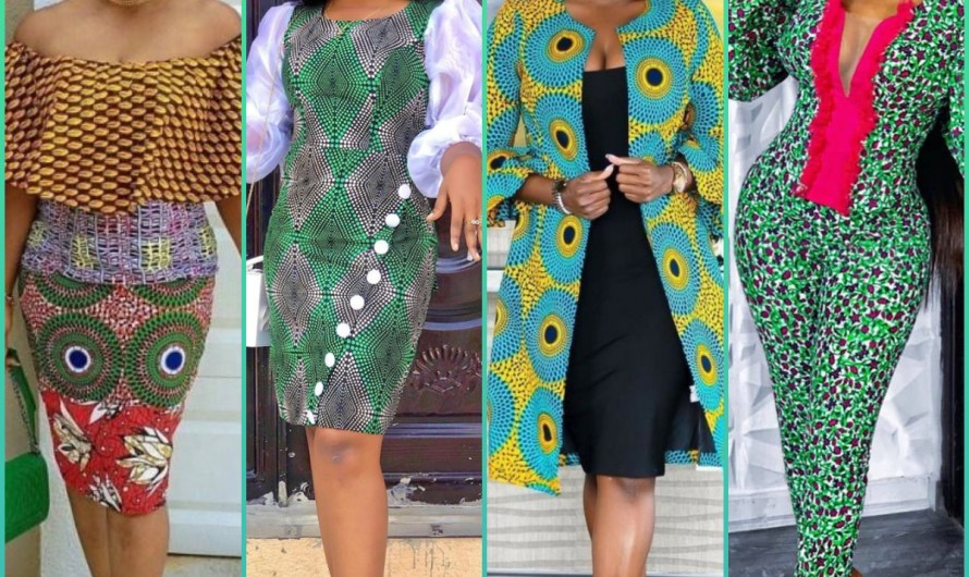 New Designs Modern Ankara Styles Trends 2020 Images