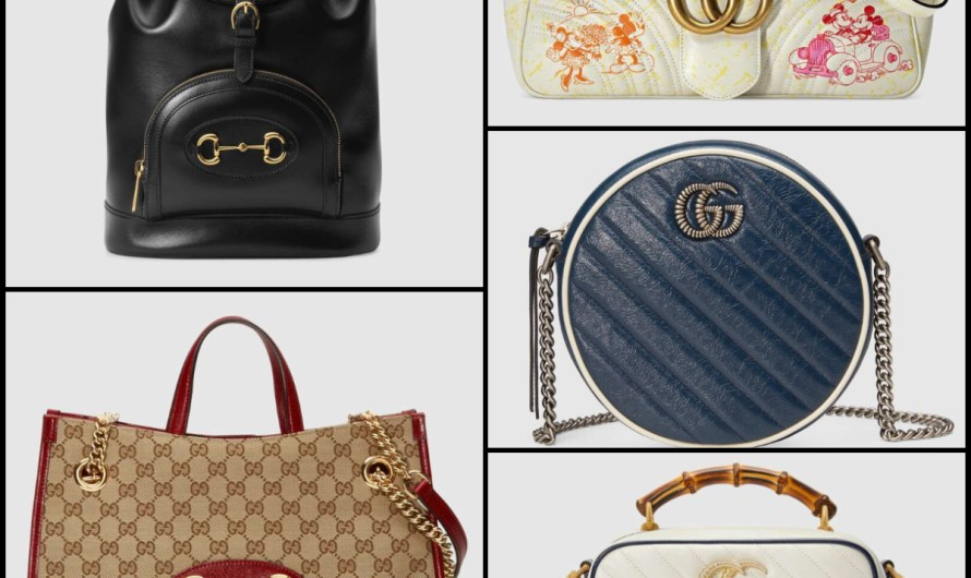 The Sun Gucci Pre-Fall 2020 Collection Mini GG Marmont Handbags & Wallets