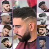 medium hairstyles for men 2020