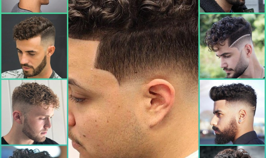 40+ Stylish Men Curly Haircuts For Short & Medium Hairs Latest Hairstyles 2020