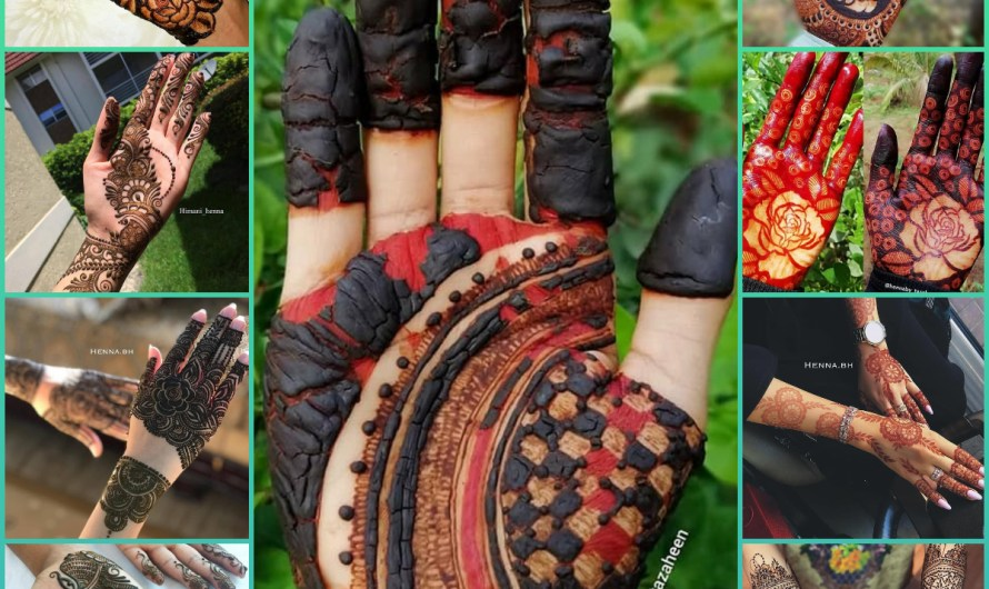 50+ Bridal Fingers & Full Hands Latest Stylish Mehndi Designs 2020 Images For Girls