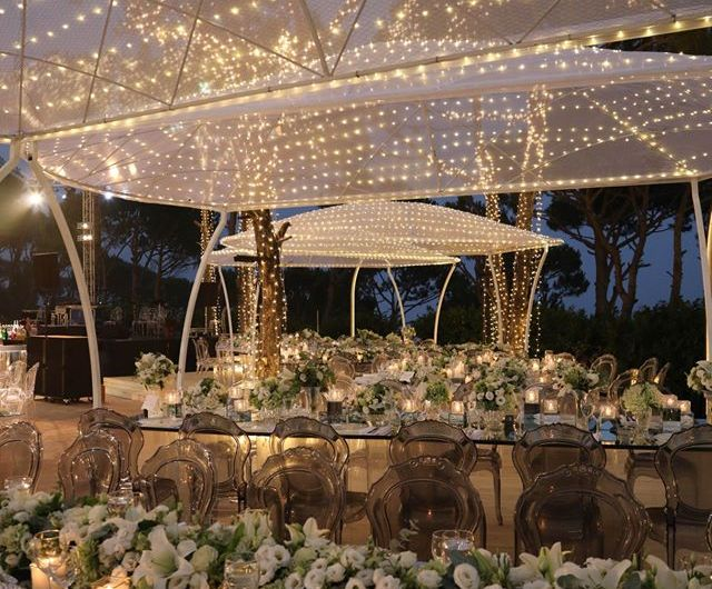 Outdoor Lighting Decoration Theme Ideas 2020 For Wedding Occasion In Garden
