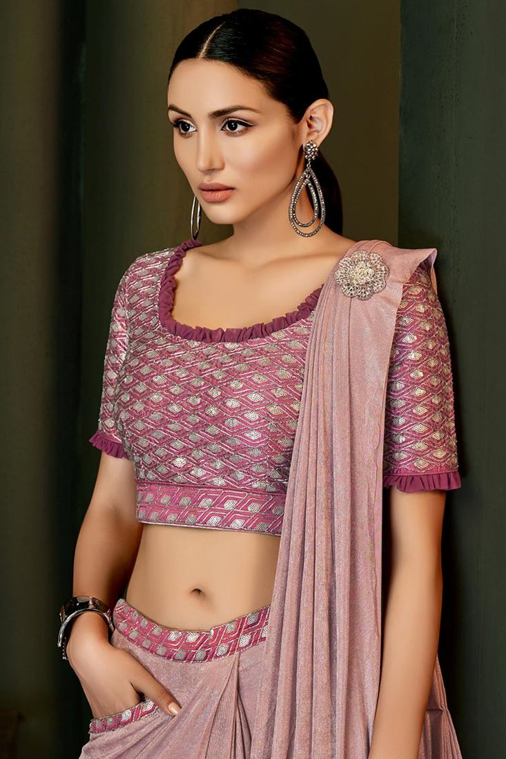 Stylish Sleeves Designer Latest Saree Blouse Designs 2020 Collection For Weddings Engagements 3