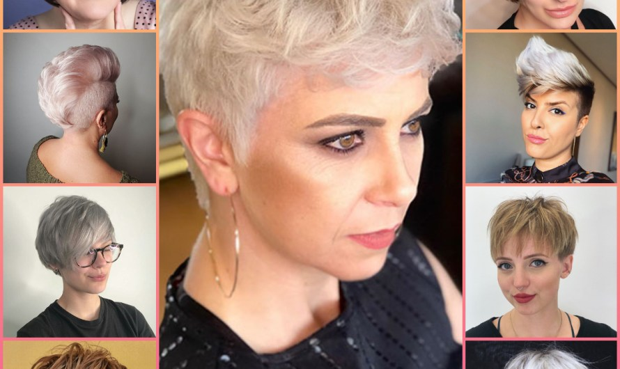 35+ Latest Gorgeous Haircuts For Short Hairs 2020 New Hairstyles Images For Girls And Older Women