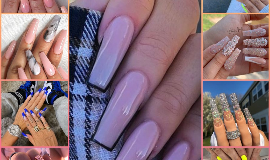 Beautiful Summer Nails Designs Gallery 2020 Latest Nail Art For Parties & Weddings