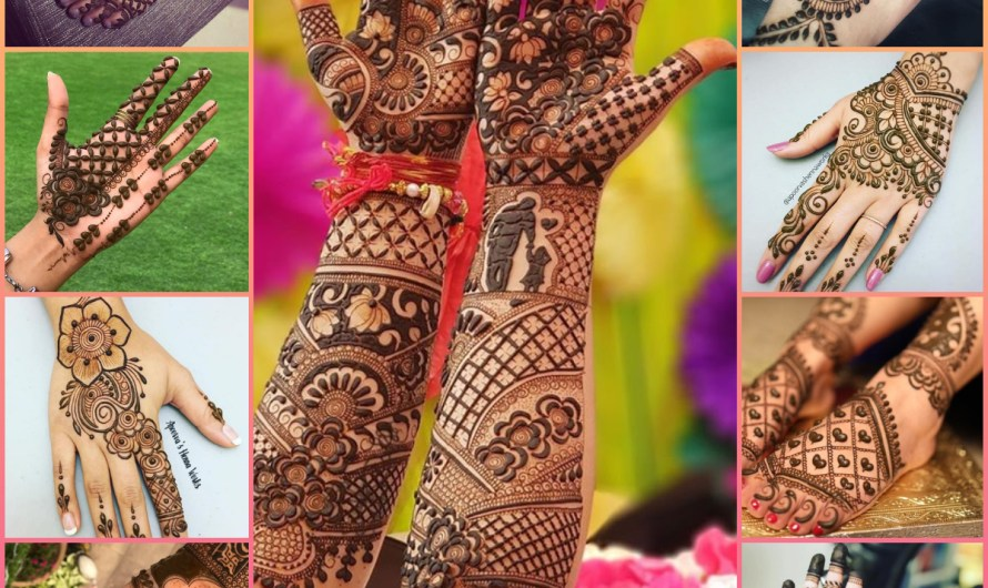 Latest Simple Mehndi Collection 2020 New Bridal Mehndi Designs Images