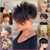 summer pixie cut hair