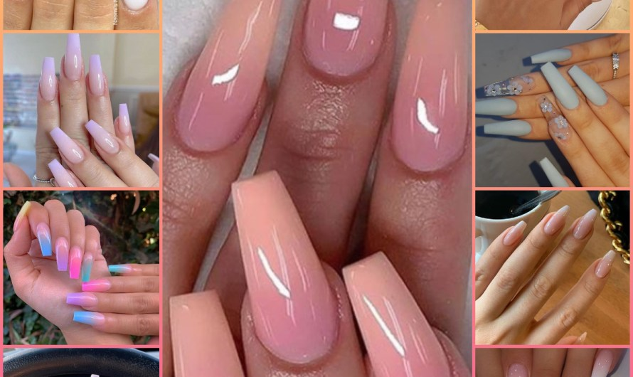 Top 35 Best Simple Summer Nail Designs Images 2020 Colorful Collection For Girls