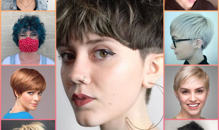 Trending Pixie Haircut Gallery 2020 Latest Women Short Hairstyles Images For Ideas
