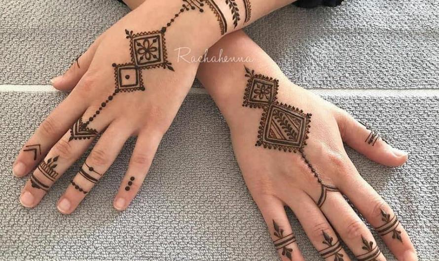 10 Best Mehndi Design Simple Collection 2020 New Styles