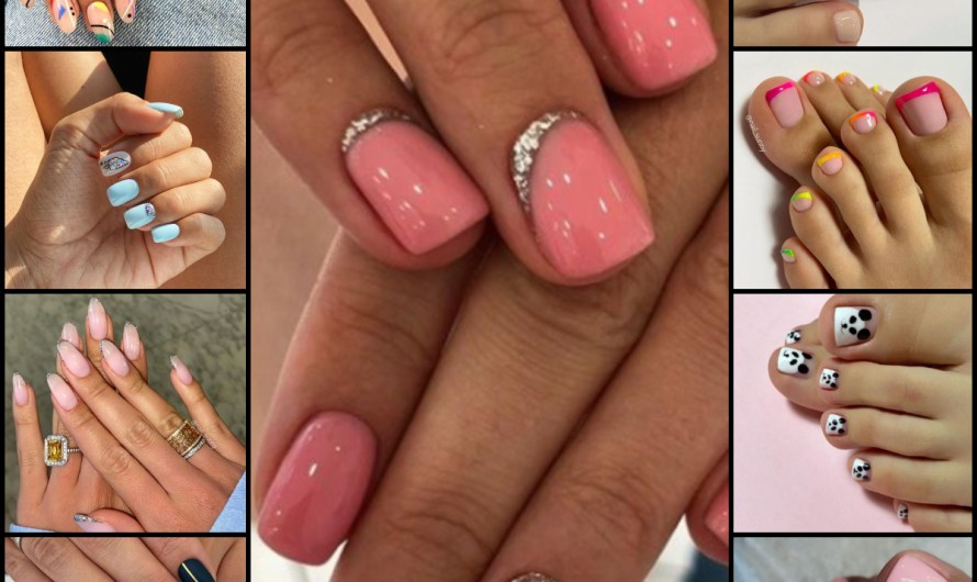 20+ Fresh & Simple New Nail Art Designs 2021 Gallery Latest Nails Trends To Follow