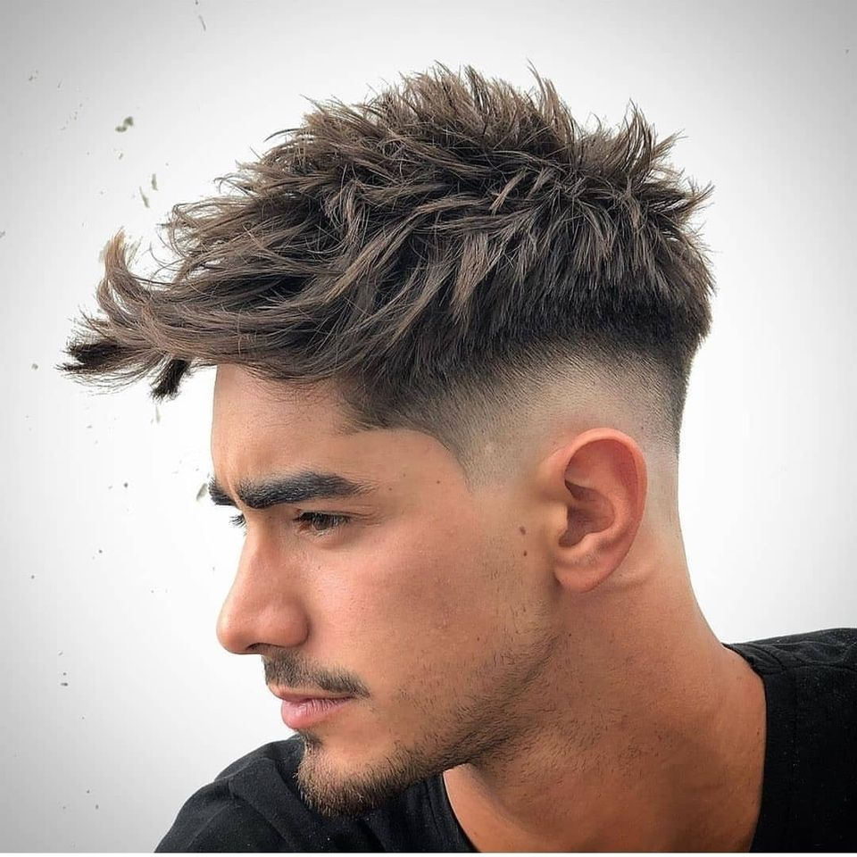Featured image of post New Short Hair Style Man 2021 - There's no secret in how to style short hair.