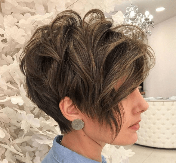 Short Hairstyles For Girls 40 Pixie Haircut For Women