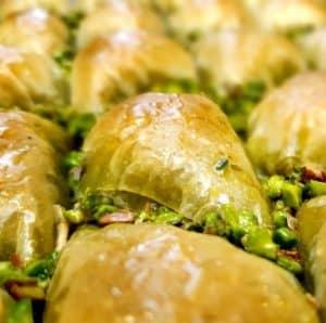 Arabische Süßspeisen