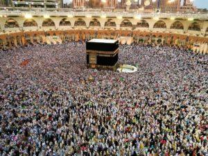 Mekka - wichtigste Pilgerstätte des Islams