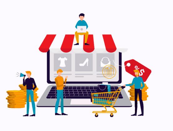 خبرات متنامية في التسويق الالكتروني و حضور اجتماعي قوي