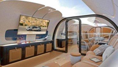 Photo of بالصور.. شركة إيطالية تصمم طائرة ركاب شفافة