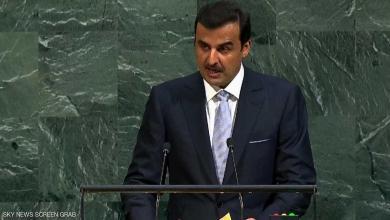 Photo of معارض قطري: خطاب تميم هزيل ومخيب للآمال