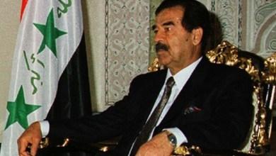 Photo of بالصور.. على هذه الرقعة لعب صدام حسين
