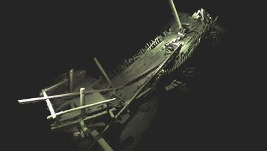 """Photo of العثور على """"مقبرة السفن"""" في أعماق البحر الأسود!"""