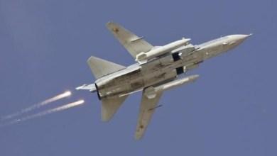 Photo of تحطم طائرة حربية روسية ومقتل طاقمها في سوريا