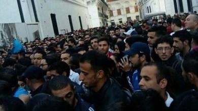 Photo of بالصور.. تدافع الطلاب للهجرة لفرنسا يصدم جزائريين