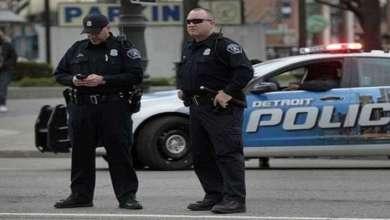 Photo of الشرطة الأمريكية تعتقل سعوديا لضربه زوجته