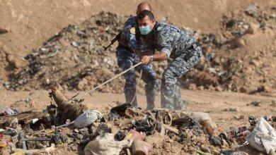 Photo of مقبرة جماعية في العراق تضم رفات 40 شخصًا هنديًّا