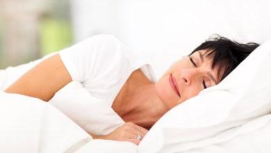 Photo of لنوم جيد… إليكم حلاً سريع المفعول!