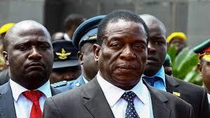 Photo of الرئيس الجديد لزيمبابوي يؤدي اليمين