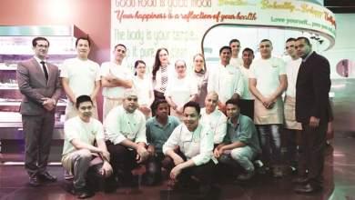 Photo of افتتاح أول مطاعم «Toss & Wrap» في الكويت