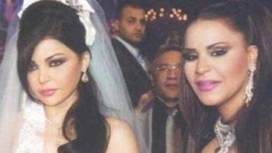 Photo of شاهد أحلام في حفل زفاف هيفا وهبي.. هل تغيرت؟