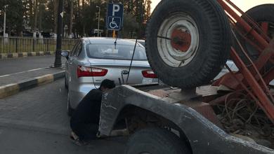 Photo of سحب مركبات 398 مخالفًا استحوذوا على مواقف لذوي الاحتياجات الخاصة