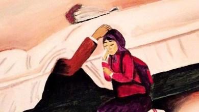 Photo of مات أبوها.. فتخيلته بصورة هزت مواقع التواصل