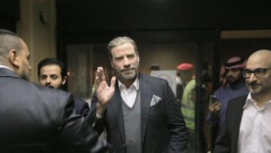 Photo of النجم جون ترافولتا يصل الرياض ويستعد للقاء جمهوره