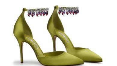 Photo of حذاء مزين بـ ١١ قيراطاً من الألماس الفاخر.. هل ترتدينه؟