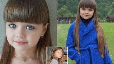 Photo of تعرف على أجمل طفلة في العالم