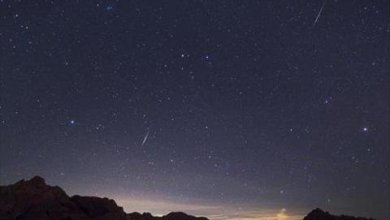 """Photo of شهب """"الرباعيات"""" تسطع في سماء قطر مساء الأربعاء"""