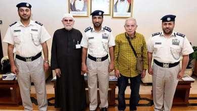 Photo of شرطة منطقة العين تجمع أخاً بأخيه بعد فراق 20 عاماً