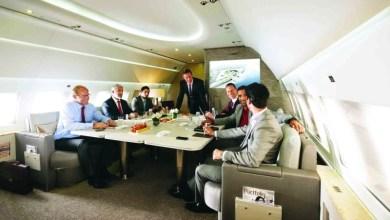 Photo of خدمات 5 نجوم في «الامارات للطيران الخاص»