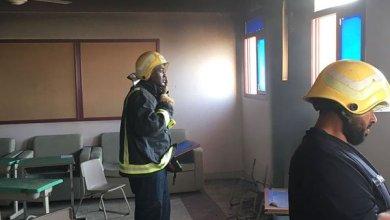 Photo of بالفيديو.. حريق في مدرسة بجازان.. وإنقاذ 200 طالب