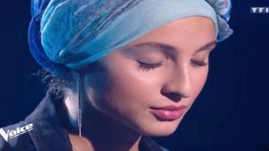 """Photo of استمرار الحملة ضد الشابة المحجبة في """"ذا فويس فرنسا"""""""