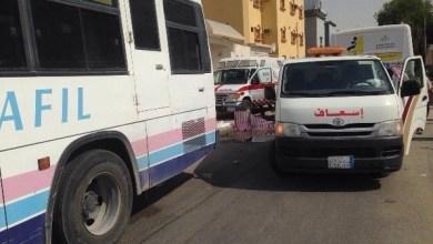 Photo of وفاة طالبة وإصابة اثنتين في حادث لباص مدرسي