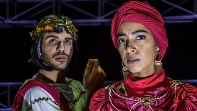 "Photo of أول ممثلة سعودية على المسرح مع رجل..""صدفة وصدمة"""