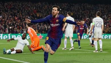 Photo of ميسي يسجل.. يصنع.. وينقل برشلونة إلى ربع النهائي