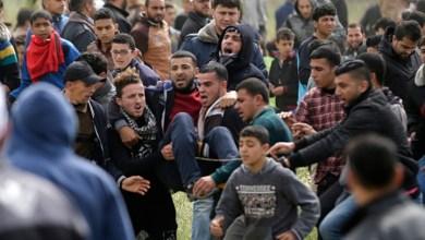 Photo of 13 شهيدا وأكثر من 1100 مصاب برصاص الاحتلال على حدود غزة