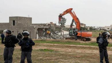 Photo of الاحتلال يضاعف عمليات هدم بيوت عرب النقب